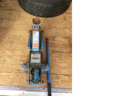 Pro Lift Hydraulic Floor Jack