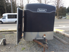 Utility Trailer - Enclosed
