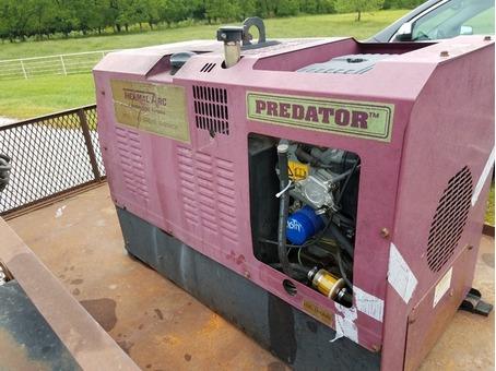 Predator Welding Generator