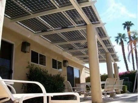 Solar Patio Covers and Sunrooms