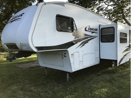 2006 Keystone Cougar 314EFS