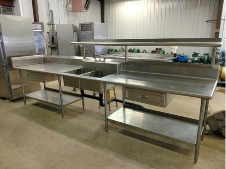 Shop table / kraft table / workbench