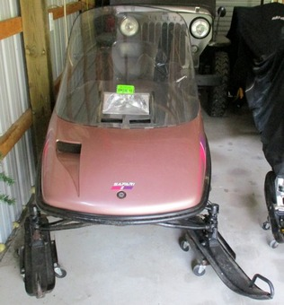 Snowmobile for sale!