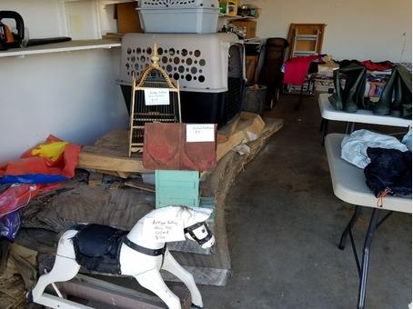 Garage Sale - Sunday, September 24th